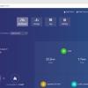 Web interface SPH