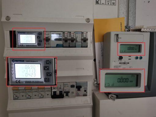 Growatt smart meter