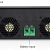 ISolar SMV 2.4KW_input
