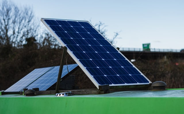 investere i solcelleanlæg MIKMA