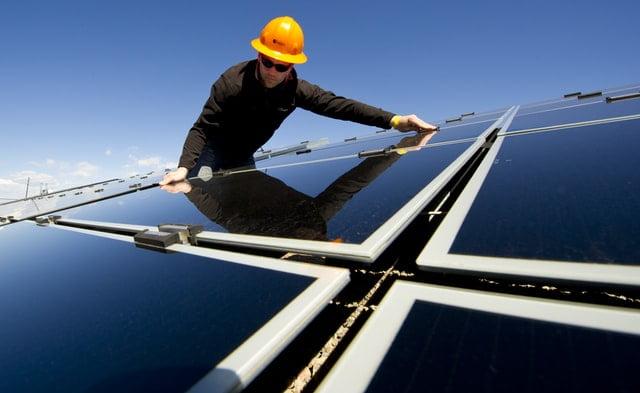 hvad er solceller hos Mikma